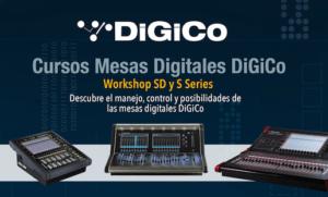 Madrid – Curso DiGiCo: Practicando con SD