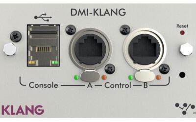 Nueva tarjeta DMI-KLANG