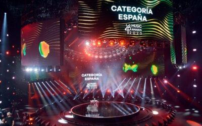 Fluge Audiovisuales equipó la gala virtual del Los40 Music Awards con consolas DiGiCo