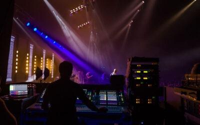 """Use Sonido estrena la consola DiGiCo Quantum338 en la gira """"30 y tanto"""" de Sergio Dalma"""