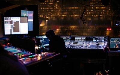 DiGiCo Quantum 7 en el festival de Eurovisión