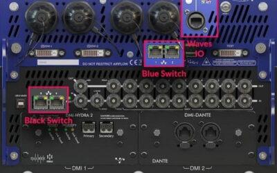 Como configurar SuperRack SoundGrid con DiGiCo SD7 Quantum