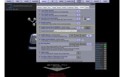 Cómo configurar SuperRack SoundGrid con consolas DiGiCo SD con Remote Control